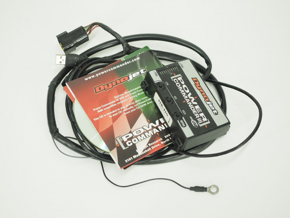 Power Commander 3 Yamaha R6 06/07