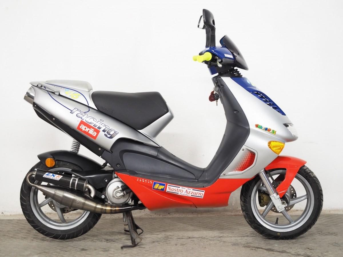 Aprilia SR50 Rossi Edition