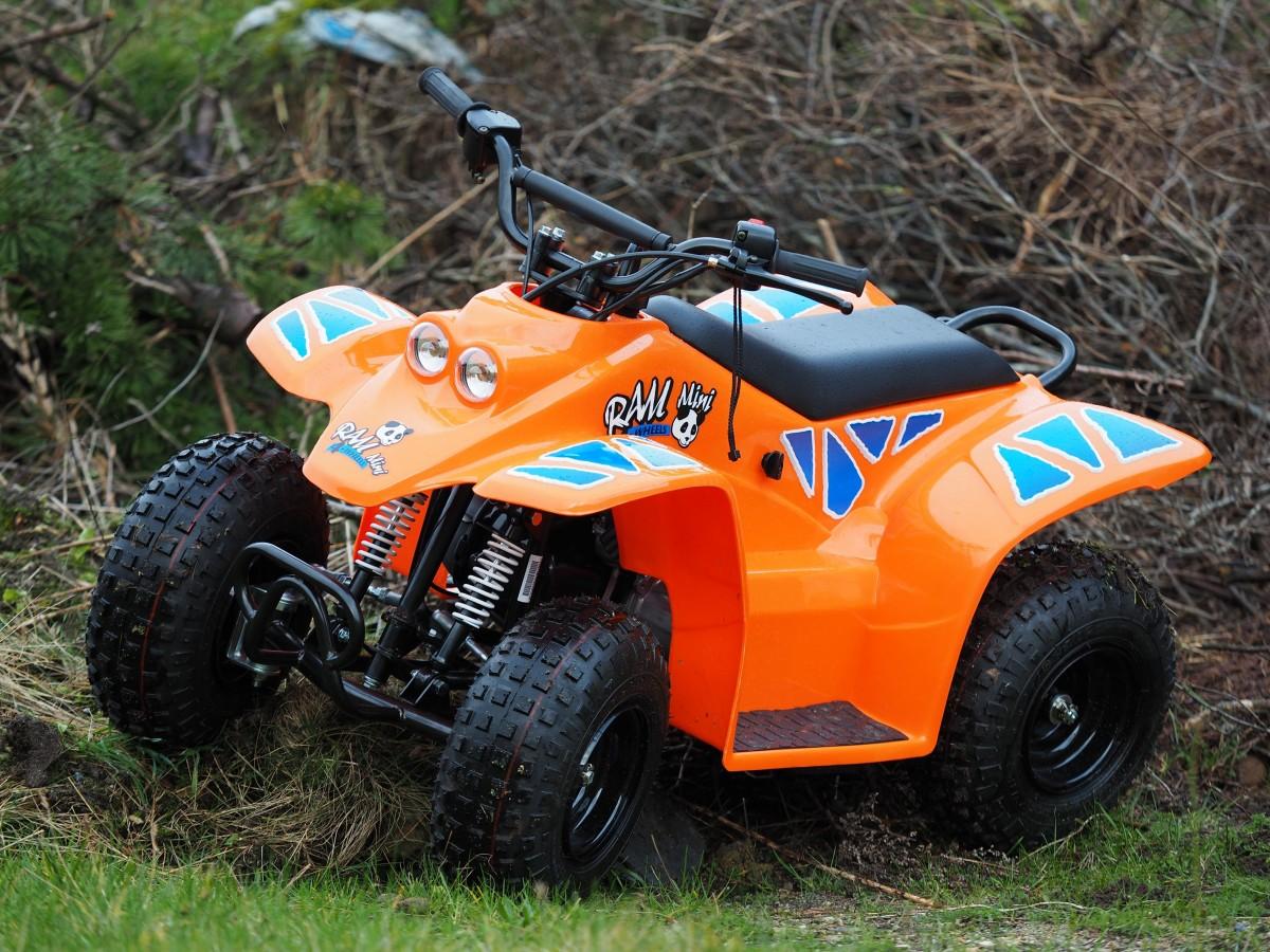 SMC Ram Mini 50cc