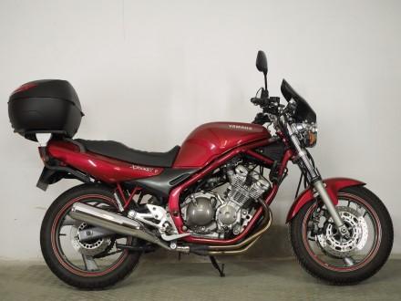 Yamaha XJ600 N
