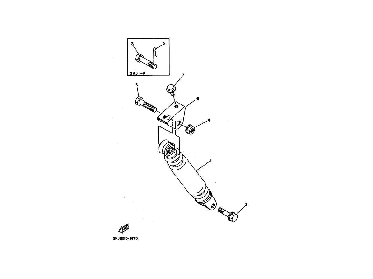 Yamaha Jog AS/FS ORIGINAL